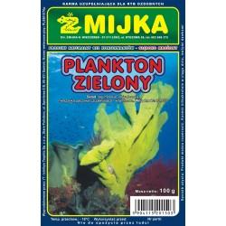 Plankton zielony